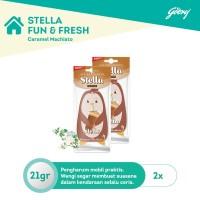 Stella Fun n Fresh - Caramel Machiato 2pcs