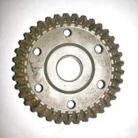 Diferensial Gear 37 T - Motor Roda 3 Tiga
