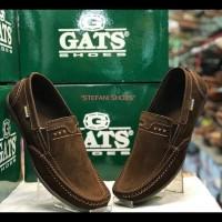Terlaris Sepatu Pria Slip On Gats Model Baru Paling Murah Original Art