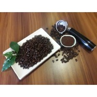 Kopi Espresso Jawa Barat 100gr Biji/Bubuk Bandung