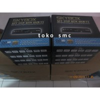 Skybox h-1 Set Top Box DVB-T2 tv digital (kabel hdmi 1,5 meter)