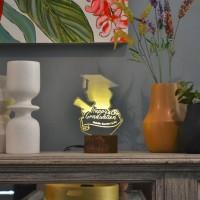 Lampu Tidur Akrilik Dreamlight - Hadiah Ulang Tahun, Hadiah Premium