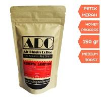 Kopi Robusta Lampung Petik Merah Honey Process 150 gr ADC