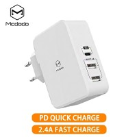MCDODO 41 WALL CHARGER PD POWER DELIVERY FAST CHARGING TRAVEL ADAPTOR
