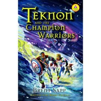 Teknon And The Champion Warriors,Novel