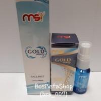 Paket MSI Face Mist+Serum Gold