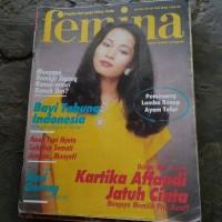 majalah femina jadul 1