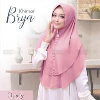 Jilbab Instan Syari Hijab Kerudung Syari Khimar Ceruti LV 2 Layer