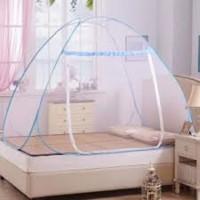 AY Kelambu Tempat Tidur Tenda 120x200 Cm Kawat Baja