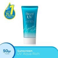 BIORE UV AQUA Rich Watery Essence SPF50 50 gr