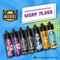 Ngeboel Liquid 60ML 100% Authentic by Vapor Ngeboel - Liquid Vapor