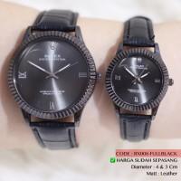Jam tangan COUPLE sepasang sudah dapat 2pc free baterai cadangan