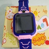 JAM TANGAN ANAK PRIA DAN WANITA SMARTWATCH KISD MODEL IMOO Q12 GPS