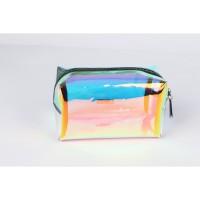 Sonia Miller pouch ALC-6 18 10 10 baggy TPU transparent hologram thumbnail