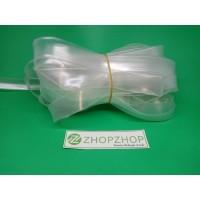 Transparan Heat Shrink Tube 10mm Clear Insulation Isolasi Susut Panas