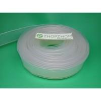 Transparan Heat Shrink Tube 20mm Clear Insulation Isolasi Susut Panas