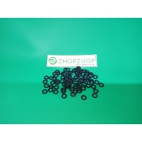 7.5x1.9mm Oring Seal Karet O Ring Rubber O-Ring Sil Part Air Oli Oil