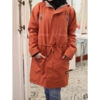 Jaket muslimah Hijacket Montix size XL original promo
