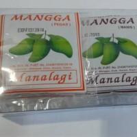 Manisan Mangga Mix 10 S Rasa Dried Mango Sweet Makanan Grosir/Eceran