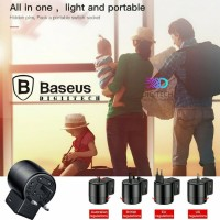 Baseus Universal Travel Charger Adapter Dual Usb 2 4A PROMO