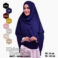 Ready Hijab Jilbab Khimar Syari Humaira Terbaru Layer Jumbo Termurah