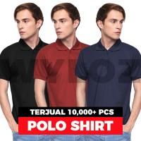 Lacoste Kaos Polo Shirt Kerah Baju Pria Polos Murah Original poloshirt