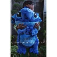 Boneka Stitch XL bahan yelvo