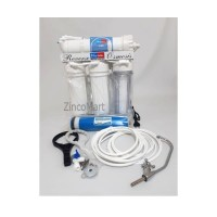 Set Mesin Reverse Osmosis / RO 400 GPD