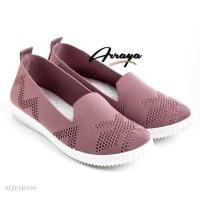 SEPATU Arraya Flyknit Sneakers. Series AQYAR399. ORIGINAL BRAND Rese