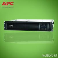 APC SMT750RMI2UC Smart Connect UPS Rackmount 750va 500watt LCD Cloud