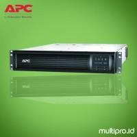 APC SMT3000RMI2UC Smart Connect UPS Rackmount 3000VA 2700W LCD Cloud