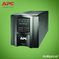 APC SMT750iC Smart Connect UPS Tower 750va 500watt LCD