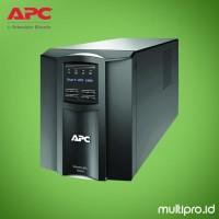 APC SMT1000iC Smart Connect UPS Tower 1000VA 700Watt LCD Cloud