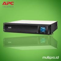 APC SMC1000I2UC SMC1000I-2UC Smart UPS Rackmount 1000va 600W LCD Cloud