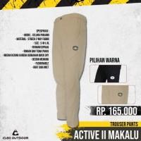 Celana Panjang Makalu Active Series 2