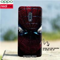Casing Oppo Realme X K3 amazing spiderman 1 1 2 3 4 5 Pro case