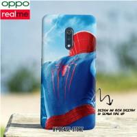 Casing Oppo Realme X K3 amazing spiderman 3 1 2 3 4 5 Pro case