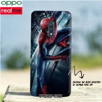 Casing Oppo Realme X K3 amazing spiderman 2 1 2 3 4 5 Pro case