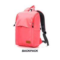 Tas Ransel Fashion Wanita Pria Laptop Backpack Sekolah Import SN2013K