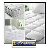 ROMANTIC Matras Kasur 180 x 200 Matras Cover - 180 x 200