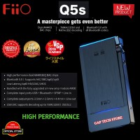 FiiO Q5s / Q 5s Portable Amplifier & DAC