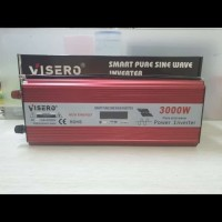 Power Inverter 3000 Watt Inverter Visero Pure Sine Wave 3000W 24V