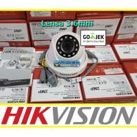 Hikvision DS-2CE56D0T-IPF Kamera CCTV Indoor 2MP Camera 4in1
