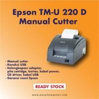 Printer Epson TM-U 220 D
