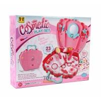 Mainan Anak Perempuan Cosmetic Play Set - Mainan Dandan Meja Rias