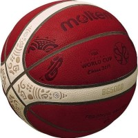 Bola Basket Molten B7G5000-M9C FIBA Official Ball World Cup China 2019