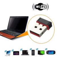 Mini USB WiFi Wireless Adapter Network LAN Card 802.1 150Mbps Dongle