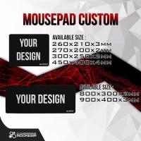 Custom Gaming Mousepad Premium - Custom DIY S/M/L/XL/XXL/XXXL