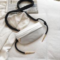 more584 Rope Woman Mini Waistbag - Tas Pinggang Wanita Import Unik kor