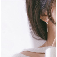 DearMe - SHARON Earrings (S925 with Crystals & 18K Gold Plating)